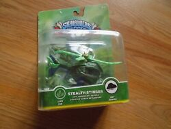 Skylanders SuperChargers Stealth Stinger Helicopter Game Figure Vehicle New $15.00