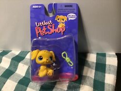 Littlest pet Shop with bobblin heads from 2004 lps #4 Puppy no collar