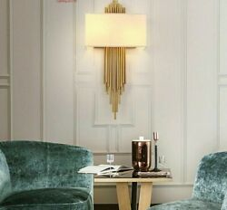 Wall Interior Light Lamps For Home Indoor Bed Rooms Led Lighting Modern Fixtures $116.58