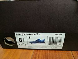MENS ADIDAS ENERGY BOUNCE 2 B49589 RUNNING SHOES SIZES 8.5 $29.99
