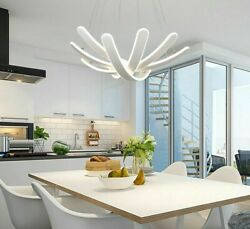 Ceiling Dimmable Lamp Lights Modern Hanging Pendants With Remote Control Fixture $205.99