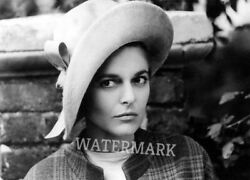 BEAUTIFUL ANNE  BANCROFT WHEN SHE WAS YOUNG HEAD SHOT WITH HAT PUBLICITY PHOTO