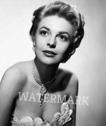 BEAUTIFUL ANNE  BANCROFT WHEN SHE WAS YOUNG IN PRETTY DRESS PUBLICITY PHOTO