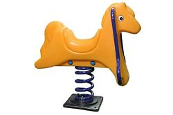 FlooringInc Spring Riders Playground Equipment - Animal Spring Horse Spring