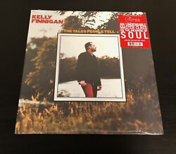KELLY FINNIGAN The Tales People Tell Red Vinyl Soul NEW Monophonics COLEMINE!