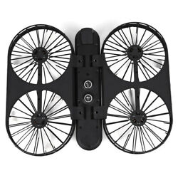 Foldable Selfie Drone BNF WiFi FPV 12MP 4K UHD/GPS GLONASS + Optical Flow,Black $280.99