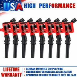 8 Ignition Coil Pack For Ford F150 Expedition 2000 2001 2002 2003 2004 4.6L5.4L $35.99