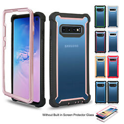 For Samsung Galaxy Note 10 Plus Shockproof Hybrid Rugged Protective Case Cover