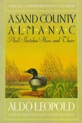 NEW - A Sand County Almanac: And Sketches Here and There by Leopold Aldo