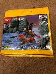 LEGO POLYBAG NINJA Water Spider 3017 NEW SEALED RETIRED Factory Sealed!