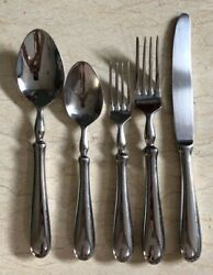 Pottery Barn SAVANT Glossy 1810 Stainless PORTUGAL Silverware - By the Piece