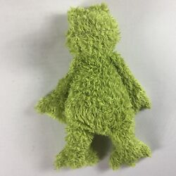 JellyCat Frog Plush Beans 13quot; Stuffed Toy Bunglie Shaggy Cute Cuddly Kids Baby $15.88