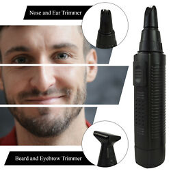 Nose Hair Trimmer Battery Operated TW118 $7.95