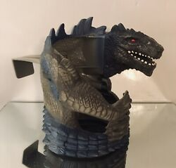 Godzilla Movie Big Cold Drink Cup Holder for Car 1998 Toho Taco Bell Promotion