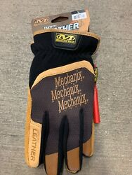Mechanix Wear Large Men#x27;s FastFit Leather Work Gloves BRAND NEW $14.00