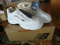 New Balance Achieve White Athletic Shoes Walking Sneakers WOMENS WIDE WC640W $50.00