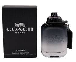 Coach by Coach 3.3 oz EDT Cologne for Men Brand New In Box $33.78