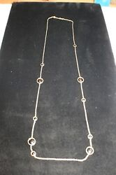 Ippolita Rock Candy  Station Onyx Necklace in 18K Gold STYLE# GN171NX 39