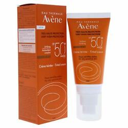Avene SUN CARE Cream TINTED Sunscreen SPF50 50ml 1.7oz $24.99