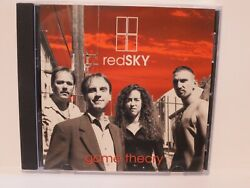 RED SKY GAME THEORY 2001 LIKE NEW CD $15.00