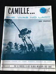 Hurricane Camille She Was No Lady Commemorative Publication August 1969