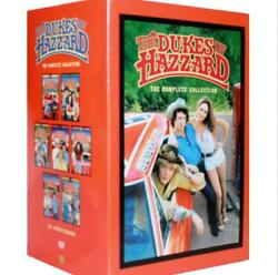 DUKES OF HAZZARD The Complete DVD Series Seasons 1-7 - Season 1 2 3 4 5 6 7