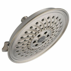 Delta 25687-SS Stainless 3-Function H2OKinetic Showerhead $277.31