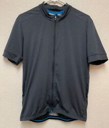 Specialized Bike Source Full Zip Grey Cycling Jersey L $25.00