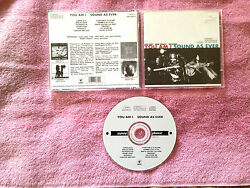 Sound as Ever by You Am I - (CD 1993 RaRestless Records) NEAR MINT