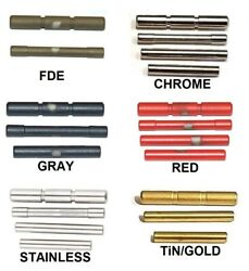 CDS Stainless Steel Pin Kits For Glock Gen 1 5 Choose Model and Color $25.95