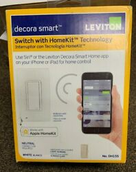 Leviton Switch With HomeKit Technology R01 DH15S 1RZ