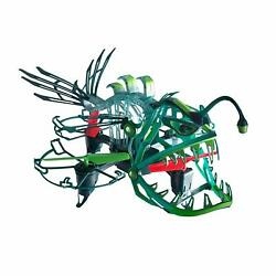 Drone Force Angler Attack 2.4Ghz Illuminated Indoor Outdoor Drone Helicopter Toy C $74.59