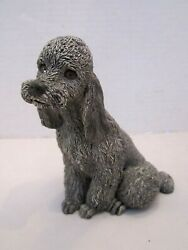 POODLE Whiskers Black gray 5