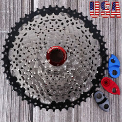 US BOLANY 891011Speed MTB Bike Cassette11-40424650T Fit ShimanoSRAM