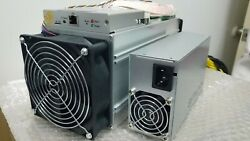 NEW Factory Sealed Bitmain Antminer S9 13.5 THs with PSU APW3++ - In Hand!!