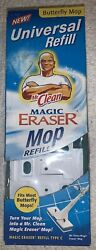Butler Mr Clean Magic Eraser For Butterfly Mop Refill Item Number 446923