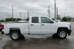 2019 Chevrolet Silverado 1500 LD 4WD Double Cab Work Truck 4WD Double Cab Work Truck New 4 dr Truck Automatic 5.3L 8 Cyl SUMMIT WHITE