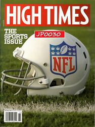 High Times Magazine November 2019 The Sports Issue Brand NewSealed