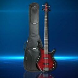Ibanez GSR370 4-String Electric Bass With Deluxe Bag