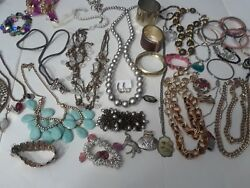 700 lbs. 85% wear antique  till now search jewelry lot