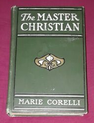 The Master Christian by Marie Corelli (1900) Dodd Mead and Company