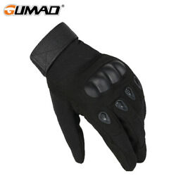 Touch Screen Full Finger Gloves Tactical Shooting Hunting Motorcycle ATV Hiking $10.44