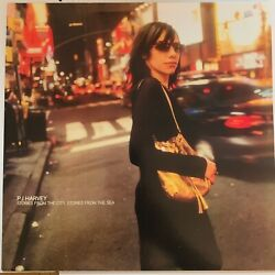 PJ HARVEY STORIES FROM THE CITY STORIES FROM THE SEA VINYL LP NEW 2018 IMPORT