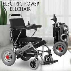 Electric Wheelchair Folding Lightweight Power Medical Mobility Aid Motorized FDA $1,229.99
