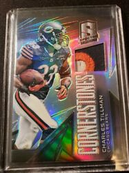 2014 Panini Spectra Charles Tillman Jersey Relic Patch 55 Rare Sp