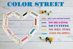 Color Street Nail Polish Strips SUMMER SALE!  ALL STOCK $10 or LESS! FREE SHIP