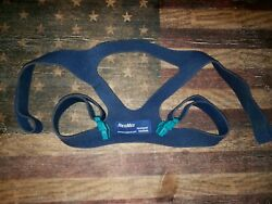 ResMed Mirage Quattro and FX Headgear With Clips - Medium & Standard Free Ship