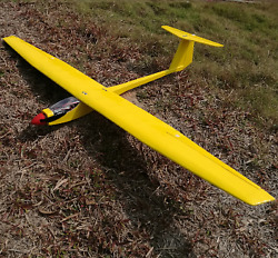 airplane 1550mm DIY Balsa RC airplanes Glider Kit pnp for adults amp; kids plane $158.00