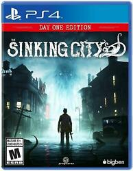The Sinking City (PlayStation 4) Brand NEW !!