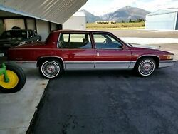 1993 Cadillac DeVille Limited Edition Gold Key NEW 1993 Cadillac Deville